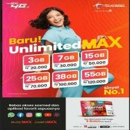 Unlimited Max 15GB