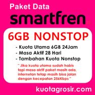 6GB + NONSTOP 28HR
