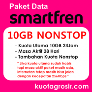 10GB + NONSTOP 28HR