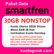 30GB + NONSTOP 28HR