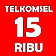 Telkomsel 15rb