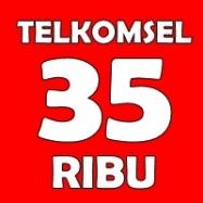 Telkomsel 35rb