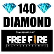140 Diamond FreeFire