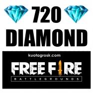 PROMO 720 Diamond FreeFire