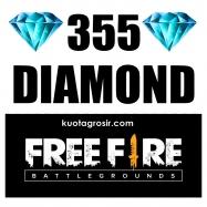 PROMO 355 Diamond FreeFire