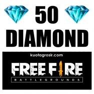 PROMO 50 Diamond FreeFire
