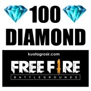 PROMO 100 Diamond FreeFire