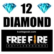 PROMO 12 Diamond FreeFire